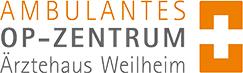 OPZ Logo Ambulantes OP Zentrum Weilheim