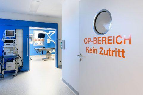 OP-Zentrum OPZ Weilheim Ambulante OP Operation Arthroskopie